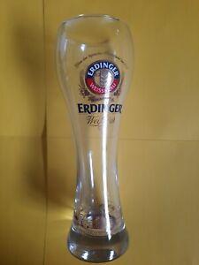 Erdinger Weissbrau beer glass