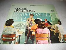 MARGIE SINGLETON HARPER VALLEY PTA LP EX Pickwick/33 SPC-3133 1968