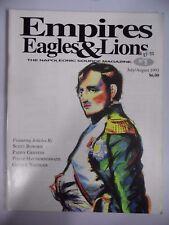 Gli imperi Eagles & Lions vol. 1-Fonte NAPOLEONICO RIVISTA MILITARE/Giochi Di Guerra