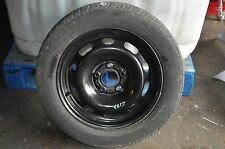 VOLVO 850 S60 S70 S80 C70 V70 15'' inch SPACE SAVER & FIRELLI TYRE T195 / 60 R15