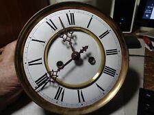 Antique-Gustav Becker-2 Wt. Vienna Regulator Clock Movt.Ca.1890-To Restore-K918