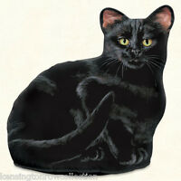 DOORSTOPS - BLACK CAT DOORSTOP - BLACK CAT DOOR STOPPER