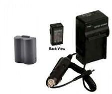 Battery +Charger for Panasonic DMC-FZ7EGK DMC-FZ7EGS DMC-FZ7GK DMC-FZ8 DMCFZ8EBK