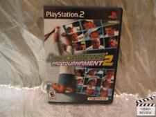 Smash Court Tennis: Pro Tournament 2 (Sony PlayStation 2, 2004)