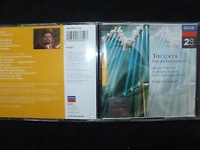 2 CD TOCCATA / ORGAN FAVOURITES / CURLEY /