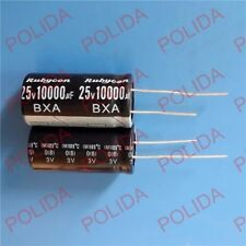 5PCS Electrolytic Capacitor RUBYCON size: 18 X 35mm 10000UF25V/25V10000UF