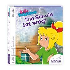 Bibi Blocksberg - Die Schule Ist Weg - Hörbuch - CD - *NEU*