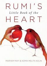 Rumi's Little Book of the Heart by Azima Melita Kolin (2016, Paperback)