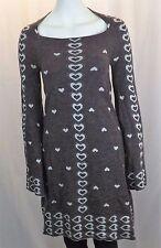 Women wear Italian collection Oblique lana wool, merino ,alpaca dress OB-A1100