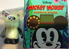 "Disney Vinylmation 3"" Mickey Mouse Cartoon Series Baby Panda"