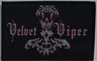 Velvet Viper - Logo Patch Not Specification #125189