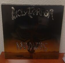"HOLY TERROR ""MIND WARS"" VINYL LP LTD SEALED"