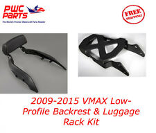YAMAHA Passenger Backrest & Luggage Rack VMAX 2S3-F48B0-T0-00 2S3-F84U0-S0-00