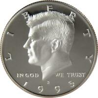 1995 S 50c Kennedy Half Dollar US Coin Choice Proof