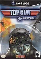 Top Gun Combat Zones Nintendo Gamecube