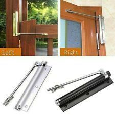 1 pcs Automatic Door Closer Stainless Steel Spring Buffer For Home Office Store