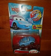Disney Pixar Cars Color Changer Sally Toy Vehicle New Free Shipping