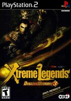 Dynasty Warriors 3: Xtreme Legends - Playstation 2 Game Complete