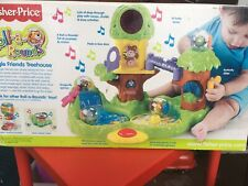 Fisher Price Jungle Friends Treehouse  Pick Up Baulkham Hills 2153