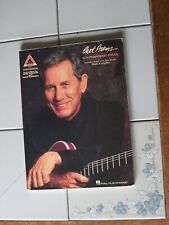 CHET ATKINS CONTEMPORARY STYLES GUITAR TAB SONG BOOK WITH MARK KNOPFLER 1995 NEW