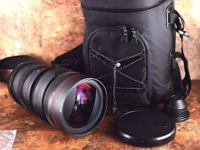 Red 18-85mm T/2.9 Cine Lens - Feet Scale - PL Mount + Tenba Case