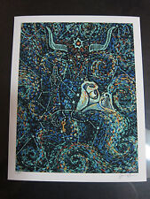 The Hierophant 2013 James Eads Limited Edition Giclee Art Print Signed Tarot