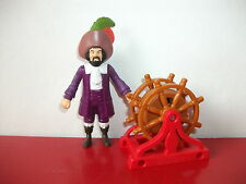 figurine MC donald's mac do mcdo du film TINTIN happy meal chevalier de haddock