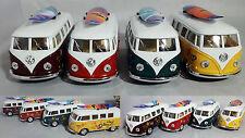 Volkswagen Contemporary Manufacture Diecast Vans