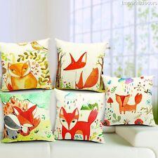 Animal Print Christmas Decorative Cushion Covers
