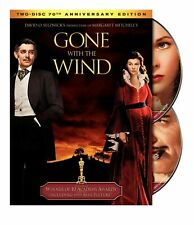 Gone With the Wind DVD, 2009, 2-Disc Set, 70th Anniversary Edition mint cond