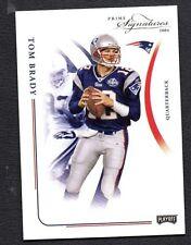 Playoff Tom Brady Modern (1970-Now) Football Trading Cards