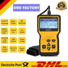 OBDII Diagnosegerät OBD2 Scanner CAN Auto Autofehler Auslesegerät KFZ PKW Reader
