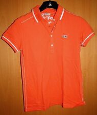 Neu NAPAPIJRI  Polo Shirt ECLY, Gr. L, orange, super