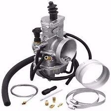 Mikuni TMX 38mm 38 mm Carb Carburetor Kit Radial Flat Slide TMX38-18-K CR KX YZ