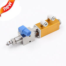My200 Precision Thimble Dispensing Valve Glue Dispenser Valve Filling Valve New