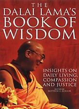 The Dalai Lama's Book of Wisdom,Matthew Bunson