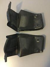 1992-1995 Honda Civic Coupe Rear Bumper Splash Shields - OEM - Mud Guards 2DR EG