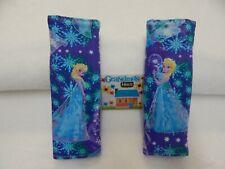 Frozen Elsa Child Seat Belt Covers Ice Gown Car Highchair Stroller