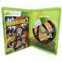 Borderlands 2 (Xbox 360 Game) Complete With Manual, Tested Game