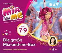 ISABELLA MOHN - DIE GROßE MIA-AND-ME BOX (TEILE 7-9) MOHN, ISABELLA 3 CD NEW