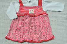George Casual Striped Dresses (0-24 Months) for Girls