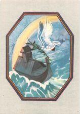 Chromos Blédine Blécao - la colombe et l'arche de Noé