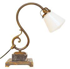 Très élégante Original Art Deco Lampe de bureau Lampe Kontor 1930