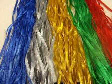 Cinta Bonanza - 50m cinta estrecho-colores de la Navidad