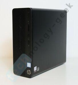HP 290 G1 SFF Business PC (Intel i3/i5, 8GB RAM, 1TB HDD, Win10) Desktop
