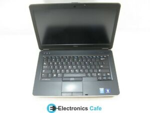 """Dell Latitude E6440 14"""" Laptop 2.7GHz i5-4310M 8GB RAM (Grade C)"""