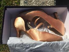 Woman Smooth/Standard Werner Kern Ballroom Dance Shoes Flesh/Nude