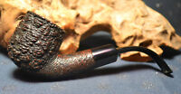 WOW! SAVINELLI CAPRI ROOT BRIAR  RUSTICATED  MADE IN ITALY no Filter