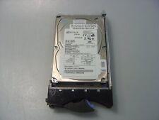 """3.5"""" IBM 36,4gb 06p5759 Hot Swap Disco Rigido HDD Ultra 160 SCSI, 10k con cornice"""
