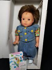 "Gotz die Lieblingspuppen Doll Germany 19"""